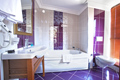 Hotel bath room with jacuzzi in Sultanahmet
