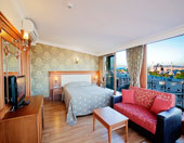 Room with sea of Marmara view in Sultanahmet